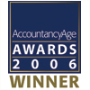 Accountancy Age 2006 - winner
