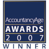 Accountancy Age 2007 - winner